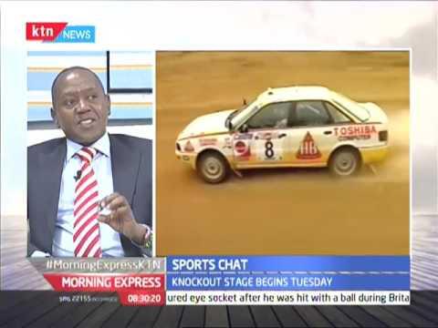 Morning Express 13th February 2017 - Sports Chat - Kenya Motor Sports