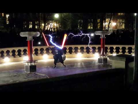 Tesla Coil Concert - Imperial March