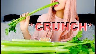 ASMR Celery INTENSE CRUNCHY *Eating Sounds*