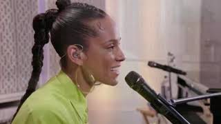 Alicia Keys - Time Machine Live #KeysSoulcare