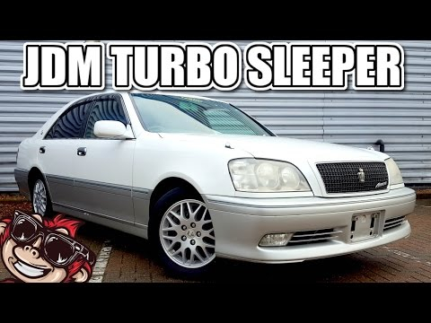 🐒 BETTER THAN A MERCEDES? TOYOTA CROWN + HOW I SELL CARS