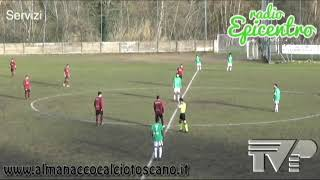 Eccellenza Girone B Rignanese-Foiano 4-0
