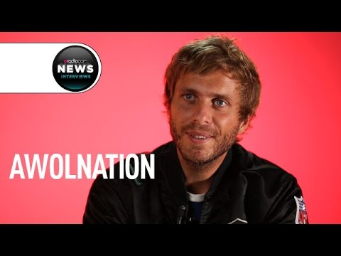 "AWOLNATION Talks Inspiration Behind New Album, ""Run"""