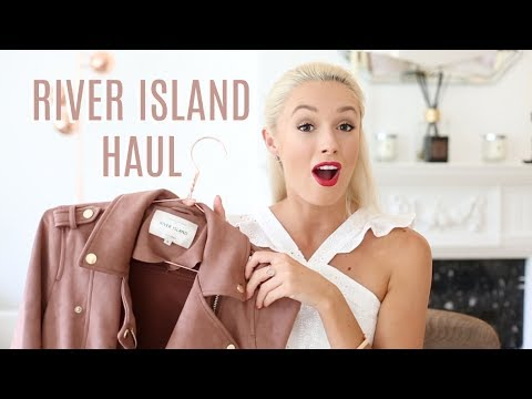 RIVER ISLAND HAUL & TRY ON SUMMER JUNE 2017   |   Fashion Mumblr