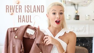 RIVER ISLAND HAUL & TRY ON SUMMER JUNE 2017       Fashion Mumblr