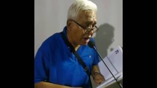 Shafiqul Islamএর গণমুখী বাংলা কবিতা কমরেড তুমি ঘুমাও Covered By Ahsan Khan