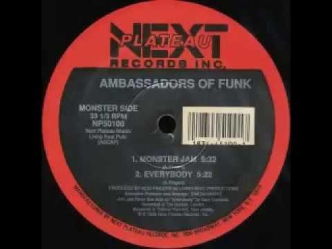 Ambassadors of Funk - Monster Jam