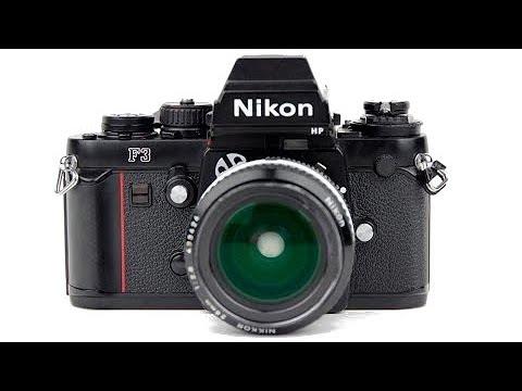 How to Use a Nikon F3 SLR Film Camera