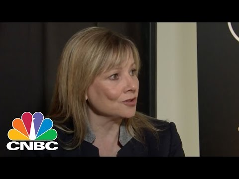 CEO Mary Barra On GM's Future | Squawk Box | CNBC