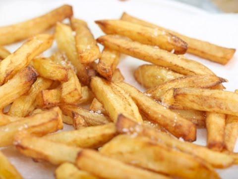 Comment faire cuire les pommes de terre cuisson frites maison youtube - Faire germer des pommes de terre ...
