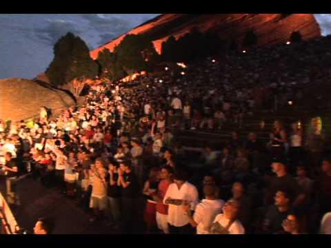 UABRS Live At Red Rocks!!!