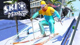 Ski Master Android Gameplay ᴴᴰ