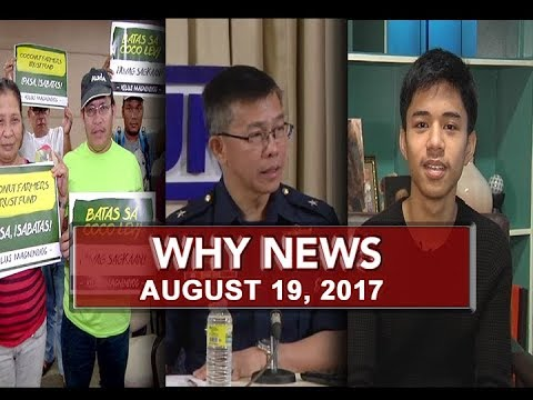 UNTV: Why News (August 18, 2017)
