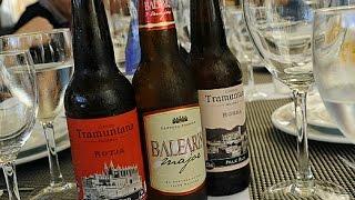 Испанское пиво Балеарис Майор (Balearis Major) 18+