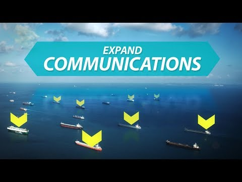 Speedcast Commercial Maritime - Satellite Connectivity for Tankers, Cargo Ships, Fishing Fleets