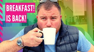 FULL ENGLISH BREAKFAST REVIEW | Food Review Club