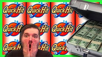 HUGE WINS! I PLAY EVERY QUICK HIT SLOT MACHINE IN THE CASINO! Winning W/ SDGuy1234