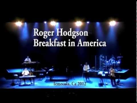 Breakfast in America by singer-songwriter Roger Hodgson (Supertramp)