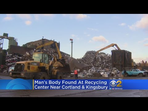 Body Found At Scrap Metal Recycling Yard