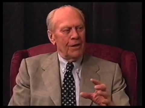 Gerald Ford - Success Seminar 1995 Promo