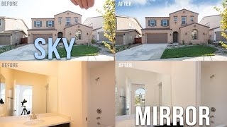 Photography Edits   Sky and Bathroom Tricks