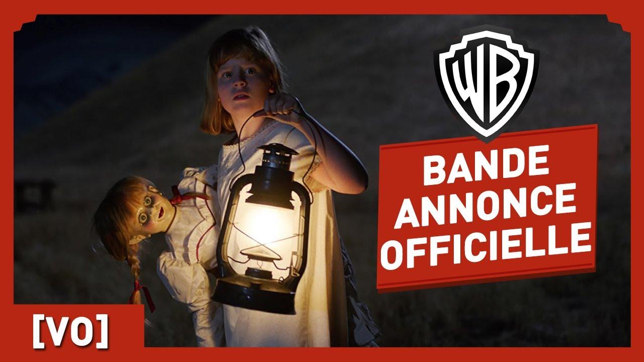 Annabelle 2 : la Création du Mal - Bande Annonce Officielle 3 - David F. Sandberg