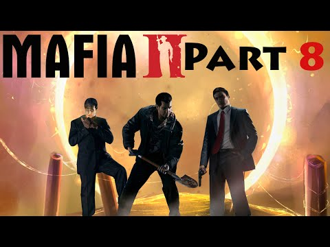 Mafia 2 Walkthrough Gameplay Part 8 - In The Slammer