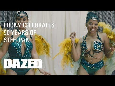 Celebrating 50 years of Ebony, Notting Hill Carnival's iconic steelpan band
