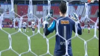 Flamengo 3 x 1 Coritiba - Campeonato Brasileiro Série A 2012 - 09/06/2012 - Jogo Completo