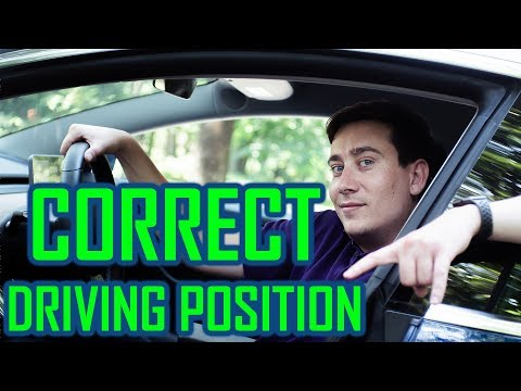 [4K] - The Correct Driving Position