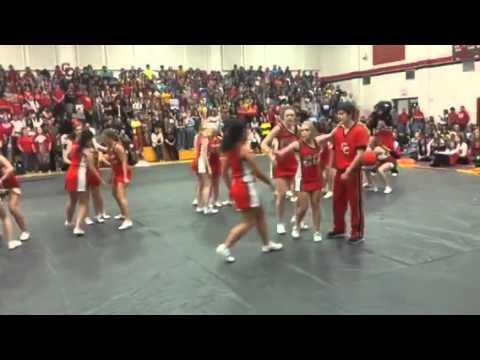 Caney Creek High School  Pep-Rally