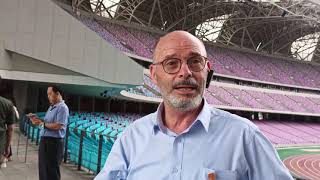 Ambassadors' impressions and expectations on the upcoming Asian Games