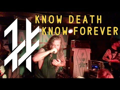 Phinehas - Know Death; Know Forever (NEW SONG live in Toronto)