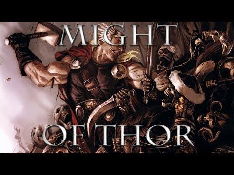 Might of Thor (Original Speed Metal Instrumental)