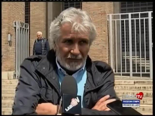 LazioTV   RASSEGNA STAMPA DELLE PROVINCE DEL LAZIO 21 05 19