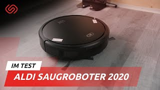 Saugroboter (2020) von AĮdi im Kurztest | Easy Home
