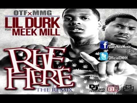 Lil Durk Ft. Meek Mill - Right Here (Remix)