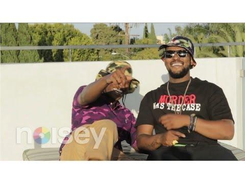 A$AP Rocky x Schoolboy Q - Back & Forth - Episode 6