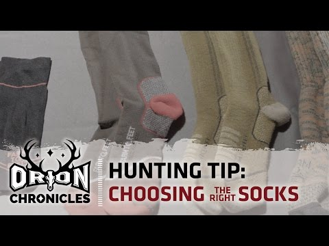 Hunting Tip | Why Choose Wool Socks