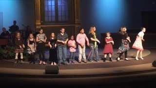 Great Big God O - Kids on a Mission - Christ Community Church