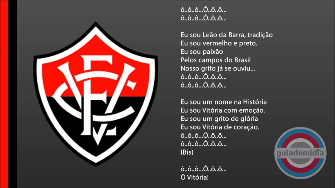 7ad47b78bf562 Hino do Esporte Clube Vitória ( ATUAL   OFICIAL )
