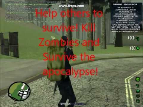 Гта сан андерсон мультиплеер v0 3 server dayz