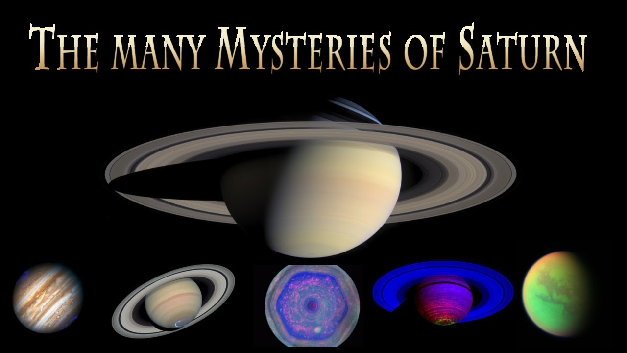 The Many Mysteries of Saturn - YouTube