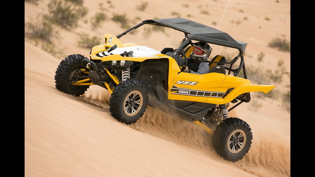 Yamaha YXZ1000R Review- ATV ESCAPE