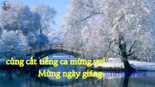 Karaoke Tiếng Chuông Ngân Đêm Noel   Hồ Quỳnh Hương