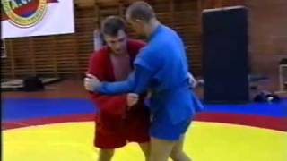 Sambo Throws and Takedowns 1 of 8