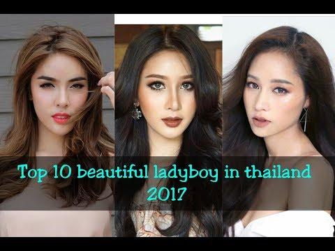 Top 10 beautiful ladyboy in thailand 2017, Thai Lady Boy