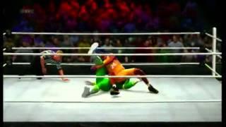 dcw webmatch green ranger vs kobe bryant