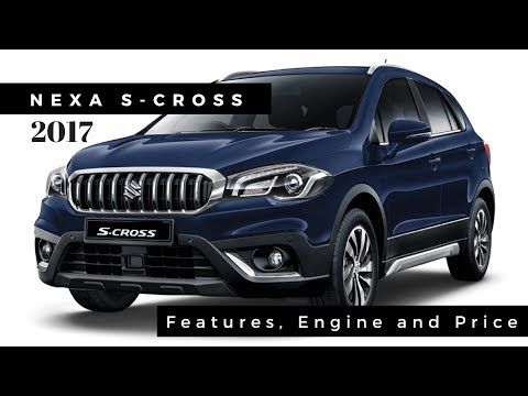 Nexa S-Cross Facelift Launched | Features, Engine and Price