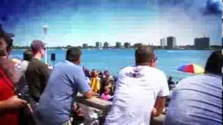 Port Huron/Sarnia International Offshore Powerboat Race 2013